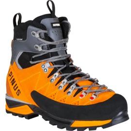 Buty wysokogórskie Alpinus The Ridge High Pro pomarańczowo-czarne GR43281 pomarańczowe 1