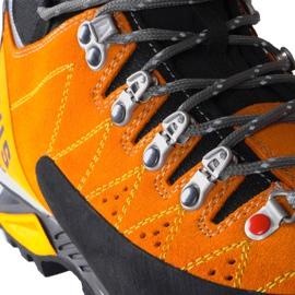 Buty wysokogórskie Alpinus The Ridge High Pro pomarańczowo-czarne GR43281 pomarańczowe 4