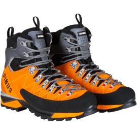 Buty wysokogórskie Alpinus The Ridge High Pro pomarańczowo-czarne GR43281 pomarańczowe 2