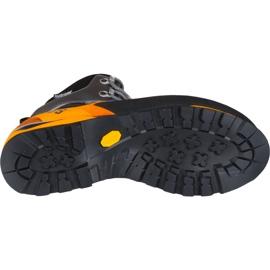 Buty wysokogórskie Alpinus The Ridge High Pro pomarańczowo-czarne GR43281 pomarańczowe 7