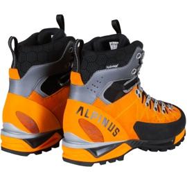 Buty wysokogórskie Alpinus The Ridge High Pro pomarańczowo-czarne GR43281 pomarańczowe 3