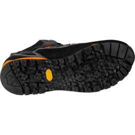 Buty trekkingowe Alpinus The Ridge Mid Pro antracytowo-pomarańczowe GR43288 szare 7