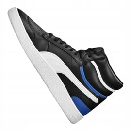 Buty do koszykówki Puma Ralph Sampson Mid M 370847-17 czarne 1