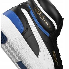 Buty do koszykówki Puma Ralph Sampson Mid M 370847-17 czarne 5