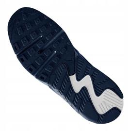 Buty Nike Air Max Excee Gs Jr CD6894-400 białe granatowe 1