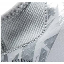 Buty piłkarskie Nike Phantom Gt Academy Df Se Tf Jr DA2289-001 srebrny wielokolorowe 1