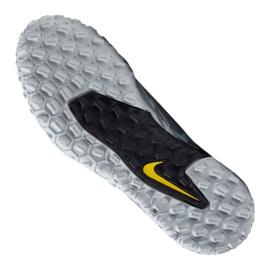 Buty piłkarskie Nike Phantom Gt Academy Df Se Tf Jr DA2289-001 srebrny wielokolorowe 4