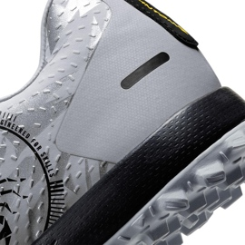 Buty piłkarskie Nike Phantom Gt Scorpion Academy Dynamic Fit Tf DA2263 001 srebrny srebrny 6