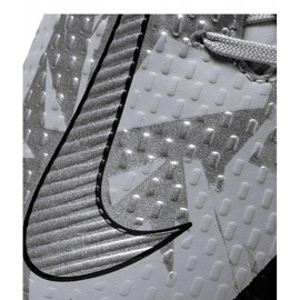 Buty piłkarskie Nike Phantom Gt Scorpion Academy Dynamic Fit Tf DA2263 001 srebrny srebrny 5