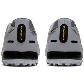 Buty piłkarskie Nike Phantom Gt Scorpion Academy Dynamic Fit Tf DA2263 001 srebrny srebrny 4