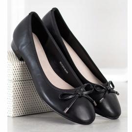 Goodin Eleganckie Baleriny czarne 3
