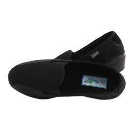 Befado obuwie damskie pu 034D002 czarne 5