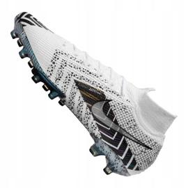 Buty piłkarskie Nike Superfly 7 Elite Mds AG-Pro M CK0012-110 wielokolorowe białe 5