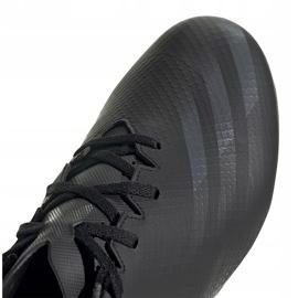 Buty piłkarskie adidas X Ghosted.4 FxG EG8195 czarne czarne 3