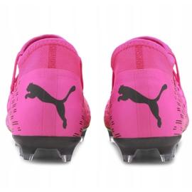 Buty piłkarskie Puma Future 6.3 Netfit FG/AG M 106189 03 fioletowe wielokolorowe 5