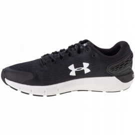 Buty Under Armour Charged Rogue 2 M 3022592-004 czarne 1
