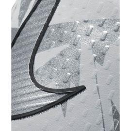 Buty piłkarskie Nike Phantom Gt Scorpion Academy Dynamic Fit FG/MG M DA2266 001 srebrny niebieskie 5