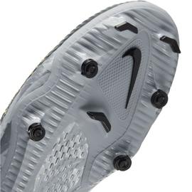 Buty piłkarskie Nike Phantom Gt Scorpion Academy Dynamic Fit FG/MG M DA2266 001 srebrny niebieskie 7