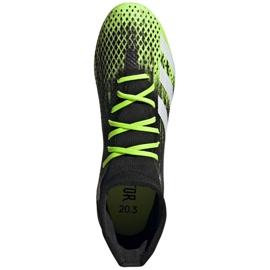 Buty piłkarskie adidas Predator 20.3 Sg M EH2904 czarne wielokolorowe 1
