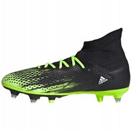 Buty piłkarskie adidas Predator 20.3 Sg M EH2904 czarne wielokolorowe 2