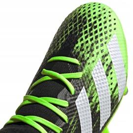 Buty piłkarskie adidas Predator 20.3 Sg M EH2904 czarne wielokolorowe 3