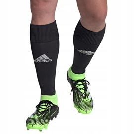 Buty piłkarskie adidas Predator Mutator 20.1 Fg czarno-zielone EH2892 4