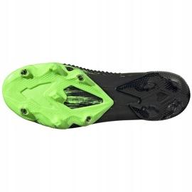 Buty piłkarskie adidas Predator Mutator 20.1 Fg czarno-zielone EH2892 7