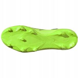 Buty piłkarskie adidas Predator 20.3 Ll Fg zielono-czarne EH2929 zielone zielone 6