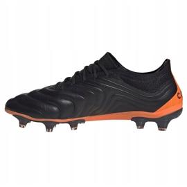 Buty piłkarskie adidas Copa 20.1 Fg M EH0882 wielokolorowe czarne 1