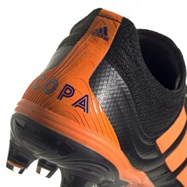 Buty piłkarskie adidas Copa 20.1 Fg M EH0882 wielokolorowe czarne 3