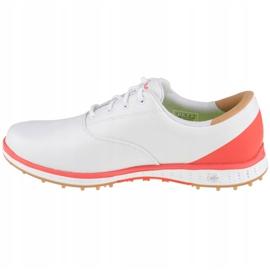 Buty Skechers Go Golf Elite 2 W 14866-WCRL białe pomarańczowe 1