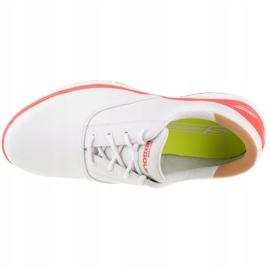 Buty Skechers Go Golf Elite 2 W 14866-WCRL białe pomarańczowe 2
