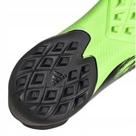 Buty piłkarskie adidas Predator 20.3 Tf Jr EH3034 wielokolorowe czarne 5