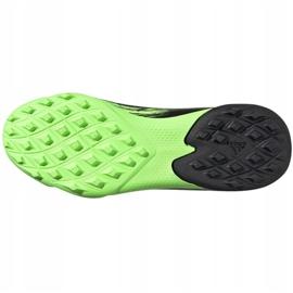 Buty piłkarskie adidas Predator 20.3 Tf Jr EH3034 wielokolorowe czarne 6