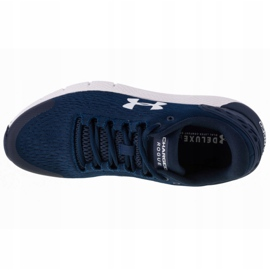 Buty Under Armour Charged Rogue 2 M 3022592-403 białe granatowe 2