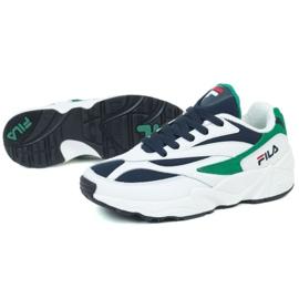 Buty Fila V94M Low W 101291-00Q białe zielone 1