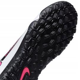Buty piłkarskie Nike Phantom Gt Club Df Tf CW6670 160 białe wielokolorowe 5