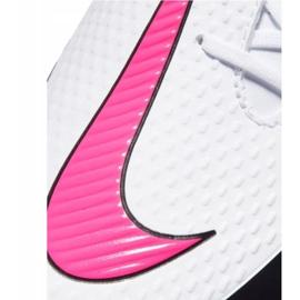 Buty piłkarskie Nike Phantom Gt Club Tf M CK8469 160 białe wielokolorowe 6