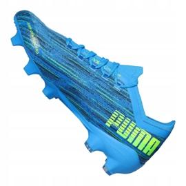 Buty piłkarskie Puma Ultra 1.2 Fg / Ag M 106299-01 niebieskie niebieskie 1