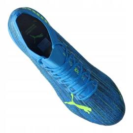 Buty piłkarskie Puma Ultra 1.2 Fg / Ag M 106299-01 niebieskie niebieskie 3