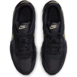 Buty Nike Md Valiant Jr CN8558 009 czarne granatowe 1