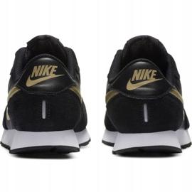 Buty Nike Md Valiant Jr CN8558 009 czarne granatowe 4