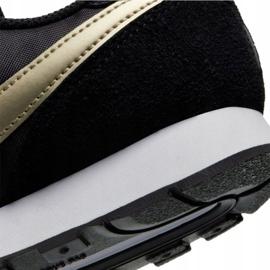 Buty Nike Md Valiant Jr CN8558 009 czarne granatowe 6