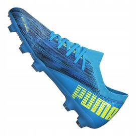 Buty piłkarskie Puma Ultra 3.2 Fg / Ag M 106300-01 niebieskie niebieskie 1