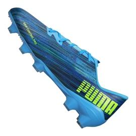 Buty piłkarskie Puma Ultra 2.2 Fg / Ag M 106343-01 niebieskie wielokolorowe 1