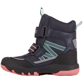 Buty dla dzieci Kappa Blackpool Tex granatowe 260805K 6722 2