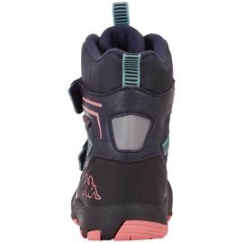 Buty dla dzieci Kappa Blackpool Tex granatowe 260805K 6722 3
