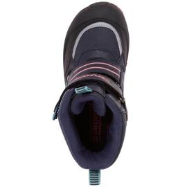 Buty dla dzieci Kappa Blackpool Tex granatowe 260805K 6722 1