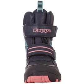 Buty dla dzieci Kappa Blackpool Tex granatowe 260805K 6722 4
