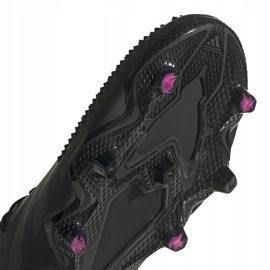 Buty piłkarskie adidas Predator Mutator 20.1 L Fg EH2884 czarne czarne 5